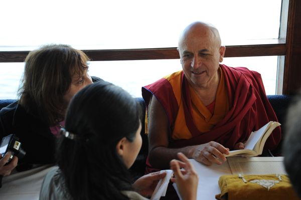 Matthieu Ricard on Buddhism and Happiness